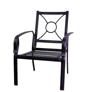 Waynesburg Patio Dining Chair (Set of 2)