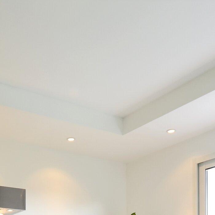 Bazz flex 375 led recessed lighting kit reviews wayfair flex 375 led recessed lighting kit aloadofball Images