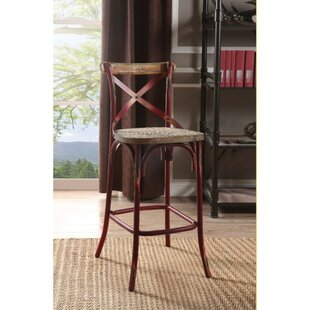 Check Prices Santo Bar Stool by Gracie Oaks Reviews (2019) & Buyer's Guide