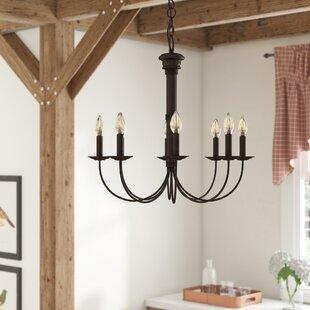Lark Manor Savoie 8-Light Chandelier