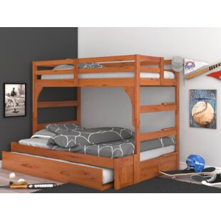 Affordable Hermitage Twin over Full Bed with Trundle by Harriet Bee Reviews (2019) & Buyer's Guide