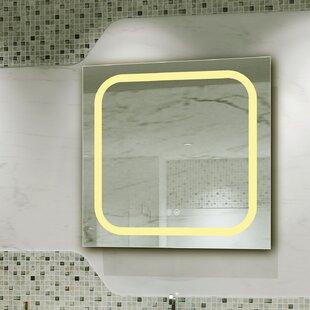 Top Reviews Bode Embedded LED Bathroom Mirror ByOrren Ellis