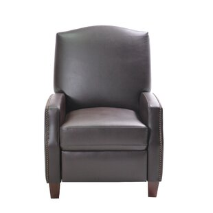 Doucette Push Back Manual Recliner by Darby Home Co
