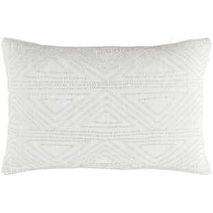 Kattie 100% Cotton Throw Pillow