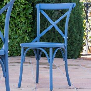 Winston Porter Patio Dining Chairs