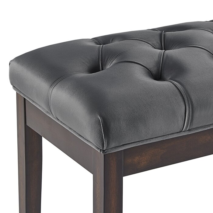 Remarkable Neumann Upholstered Bench Creativecarmelina Interior Chair Design Creativecarmelinacom