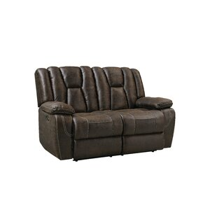 Read Reviews Appleton Manual Motion Reclining Loveseat by Red Barrel Studio Reviews (2019) & Buyer's Guide