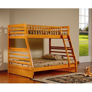 Read Reviews Alyce Twin Over Full Bunk Bed By Harriet Bee