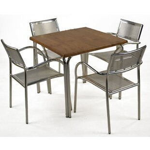 Monteith 4 Seater Dining Set (Set Of 4) By Sol 72 Outdoor