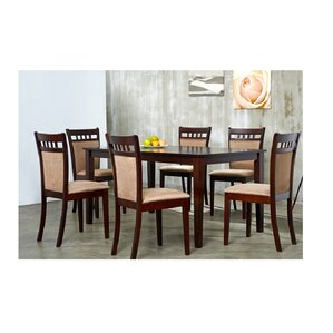 Shirlyn 7 Piece Dining Set by Warehouse of Tiffany