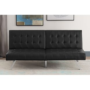 bed modern sofa futons contemporary futon the convertible chocolate brown sleeper napa