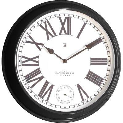 Large 35cm 60cm Wall Clocks You Ll Love Wayfair Co Uk