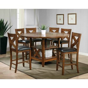 Lodge 7 Piece Counter Height Dining Set Part 75