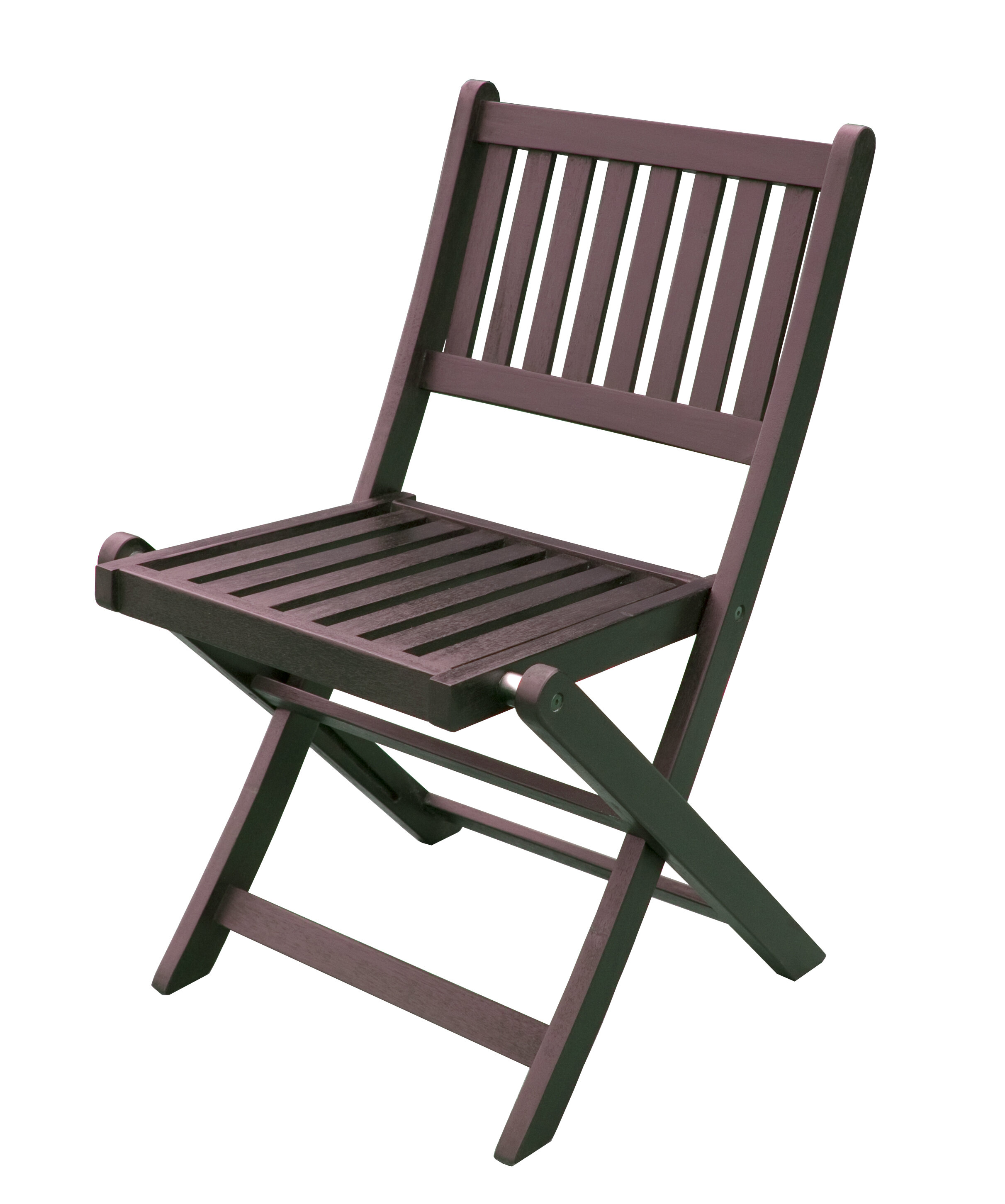 Merry Products Folding Patio Dining Chair & Reviews