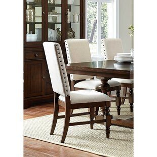 Fegley Upholstered Dining Chair (Set of 2) by Darby Home Co