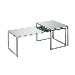 Sealey 2 Piece Coffee Table Set By Wade Logan