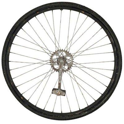 Metal Bicycle Decor Wayfair