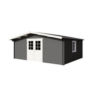 Wieland 17 X 14 Ft. Tongue & Groove Summer House By Sol 72 Outdoor
