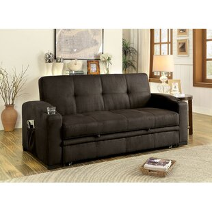 Affordable Calzetti Convertible Sofa by Latitude Run Reviews (2019) & Buyer's Guide