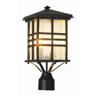 Outdoor Post Lantern by TransGlobe Lighting