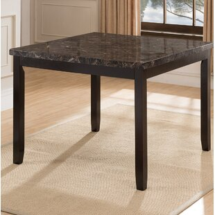 Carolin Counter Height Solid Wood Dining Table