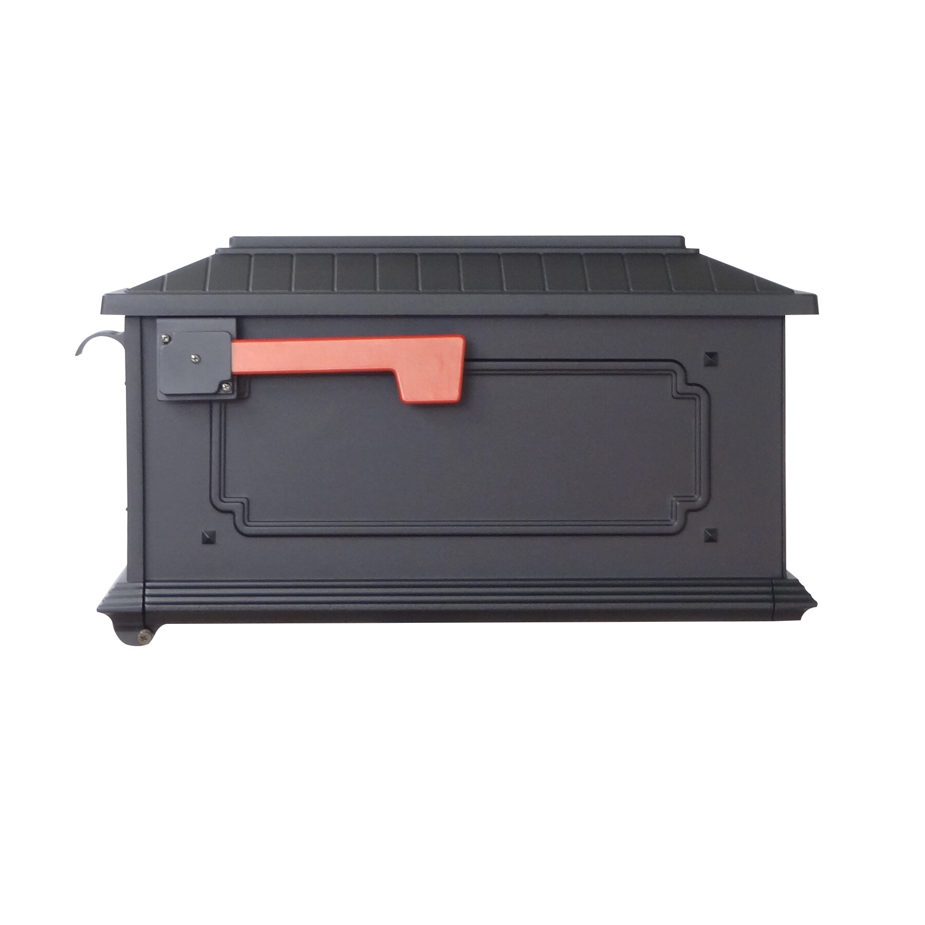 Special Lite Products Kingston Post Mounted Mailbox Reviews Wayfair