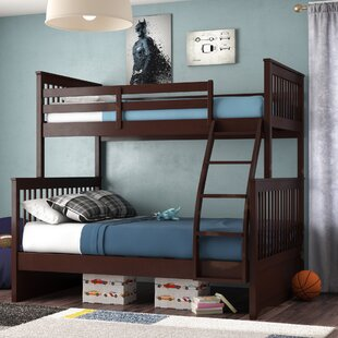 Rosas Twin over Full Bunk Bed