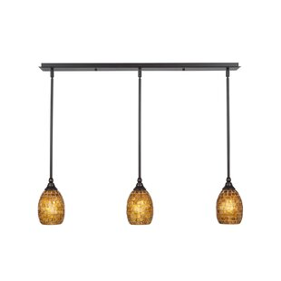 Ratchford 3-Light Kitchen Island Pendant by Astoria Grand