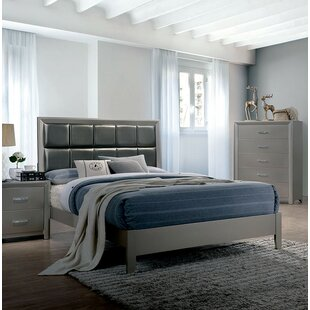 Boyce Panel Bed by Mercer41 Amazing