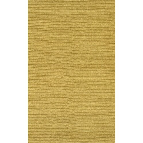 Gracie Oaks Fayean Handmade Yellow Area Rug Wayfair