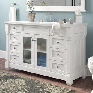 Savings Laliberte 60 Single Bathroom Vanity Set ByLark Manor