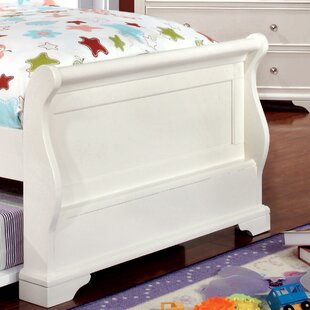 Stovall Sleigh Bed by Harriet Bee