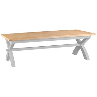 Buckley Extendable Dining Table By Beachcrest Home