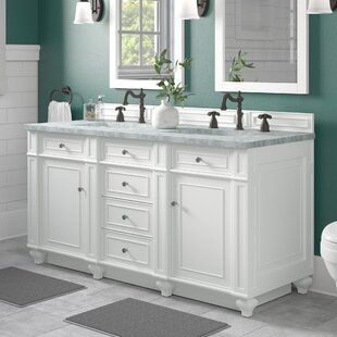 Compare & Buy Lambrecht 60 Double Bathroom Vanity Set By Alcott Hill