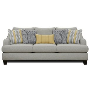 Tuckerman Platinum Sofa