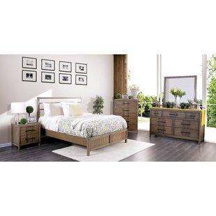 Union Rustic Pereyra Panel Configurable Bedroom Set