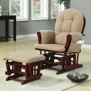 Wildon Home ® Poth Glider and Ottoman
