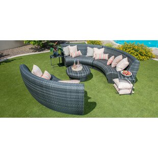 Woodard Canaveral Genie Sectional Seating Group