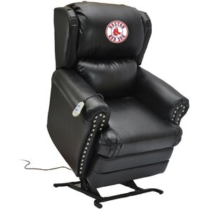 Baseball Power Lift Assist Recliner by Imperial
