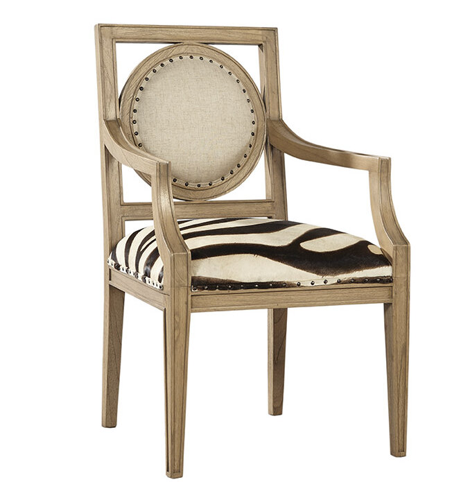 Furniture Classics Zebra Dining Chair | Wayfair