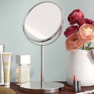Charlton Home Bulfinch Dual Sided Vanity Mirror