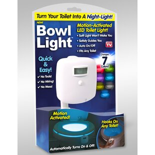 Bowl Light Bowl Night Light
