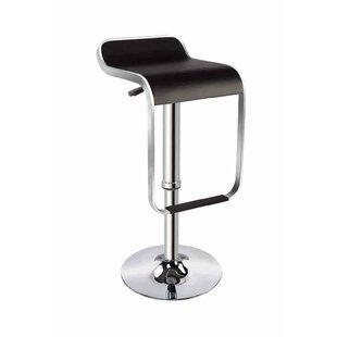 Ellie Adjustable Height Swivel Bar Stool ..