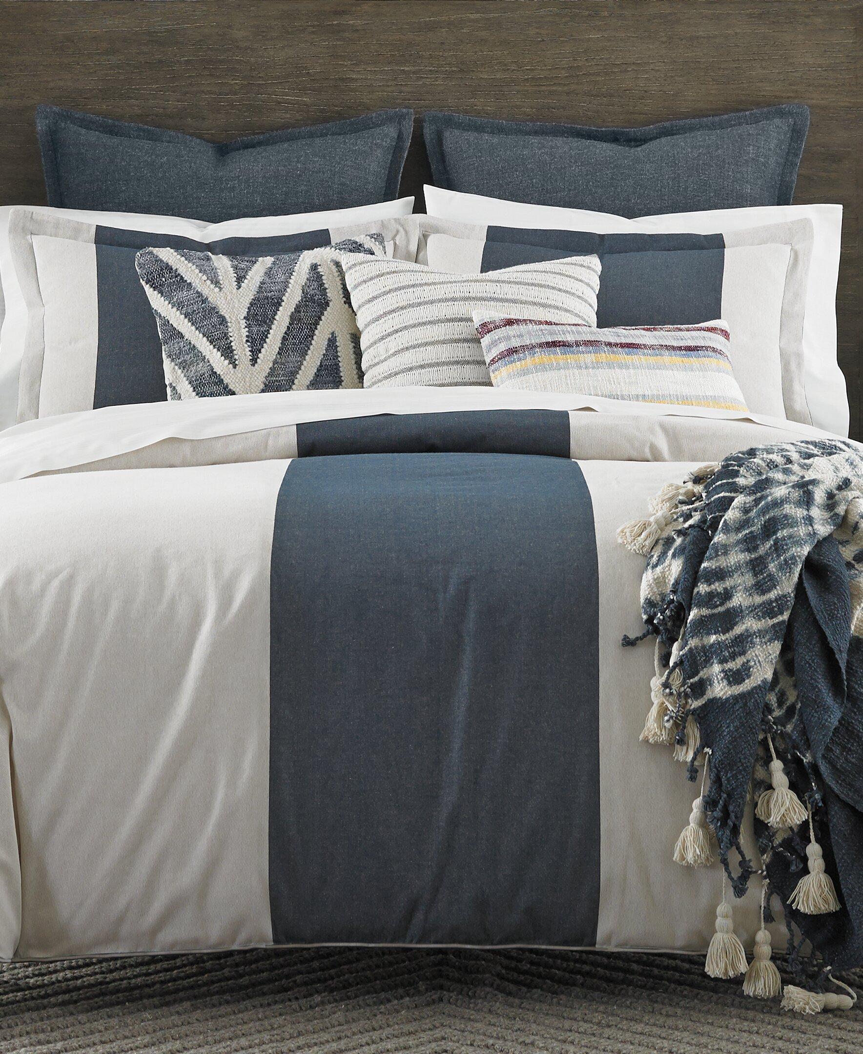 Tommy Hilfiger Cove Stripe 100 Cotton Comforter Set Wayfair Ca