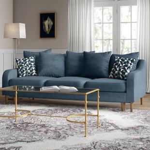 Sky Blue Interior Living Room Furniture | Best House Design