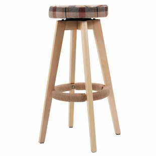 Adelaide 29 Swivel Bar Stool Rosalind Wheeler
