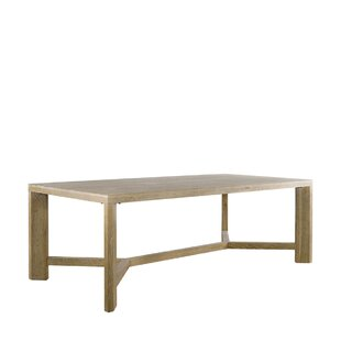 Grenoble Solid Wood Dining Table by Curat..