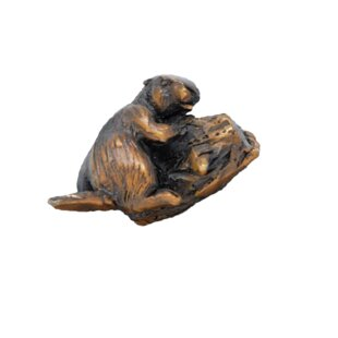 Beaver Novelty Knob