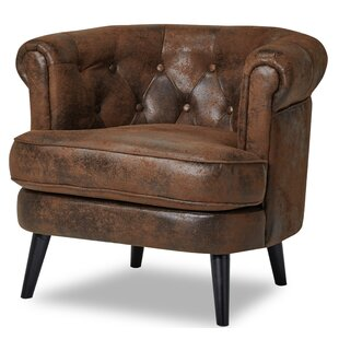 Gistel Barrel Chair by House of Hampton Best