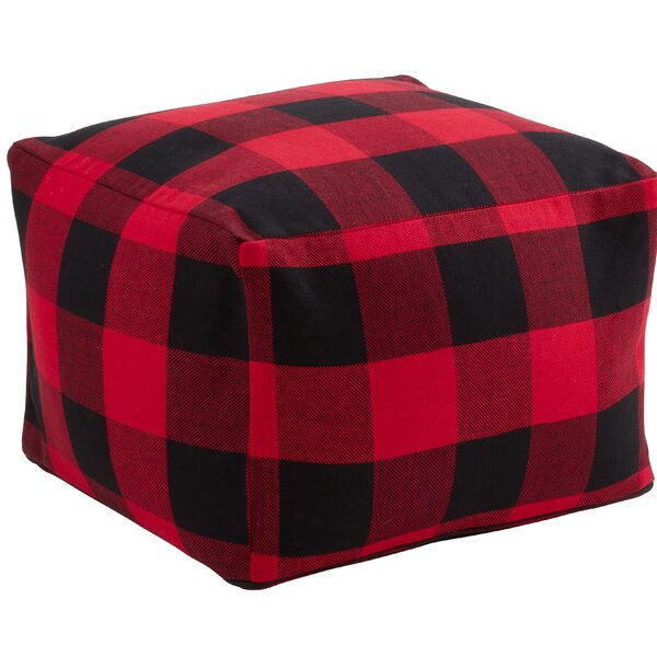 Terrific Buffalo Plaid Ottoman Wayfair Bralicious Painted Fabric Chair Ideas Braliciousco